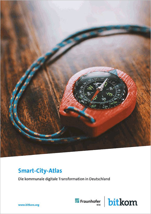 Smart City Atlas - Die kommunale digitale Transformation in Deutschland
