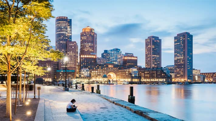 Leading North American Smart Cities - Boston