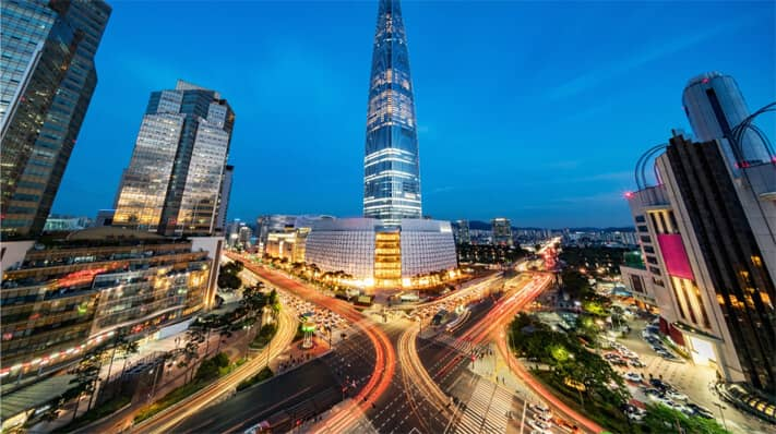 Rising Smart Cities in Asia Part 1