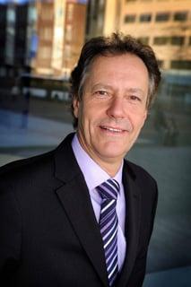 Rob van Gijzel, former Mayor of Eindhoven and Chairman of the ICF