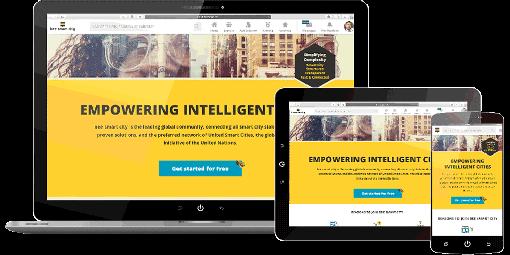 bee smart city platform