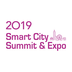 2019 Smart City Summit & Expo Taiwan Logo