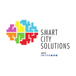 Smart City Solutions - part of INTERGEO Logo