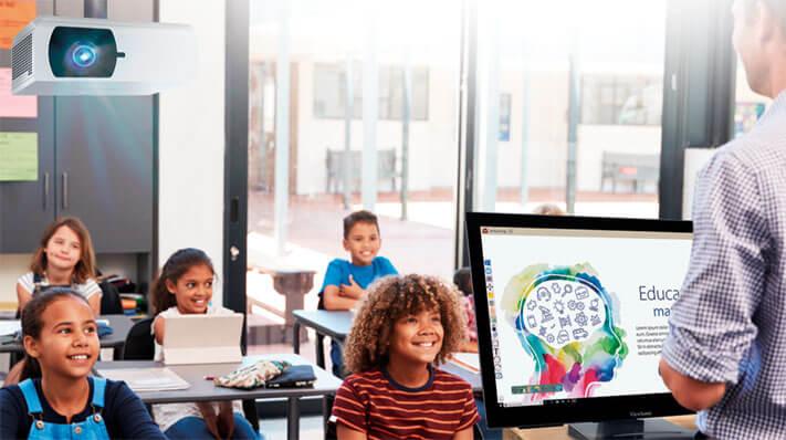Smart Education - Viewsonic Viewboard