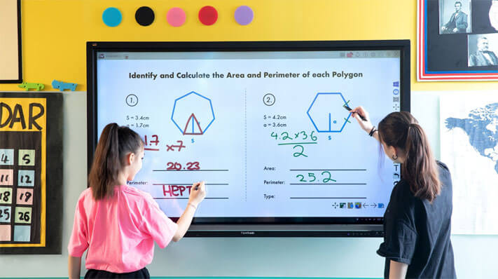 Smart Education - Viewsonic Dual Pen