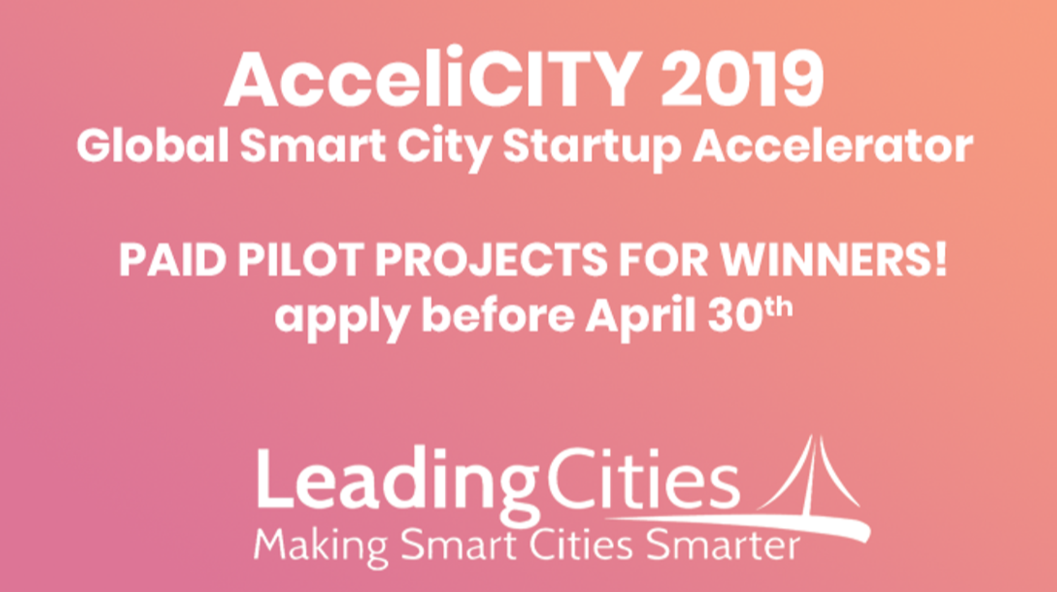 accelicity-smart-city-startup-accelerator-2019
