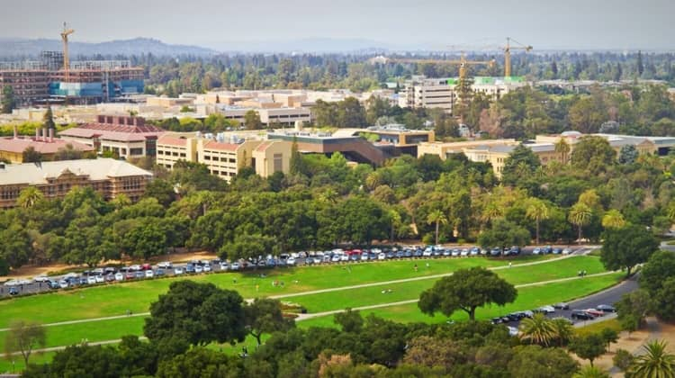 Stanford Campus Palo Alto
