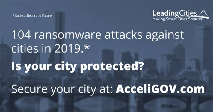 AcceliGOV - pilot a cyber security solution for your smart city