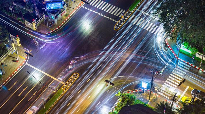 Verkehrssicherheit im urbanen Raum