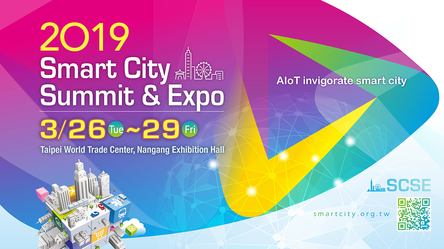 Premium Partner Page - 2019 Smart City Summit & Expo