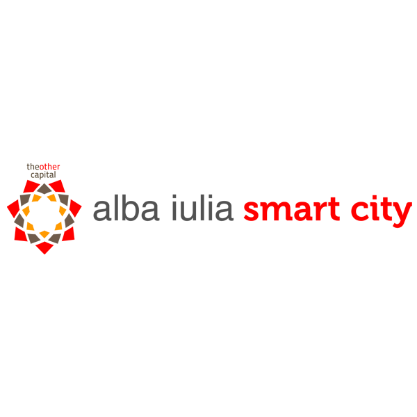 Alba Iulia Smart City Logo