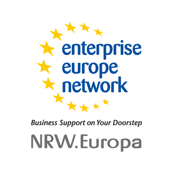 NRW.Europa - EEN Enterprise Europe Network Logo