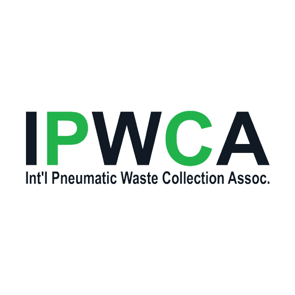 IPWCA International Pneumatic Waste Collection Association Logo