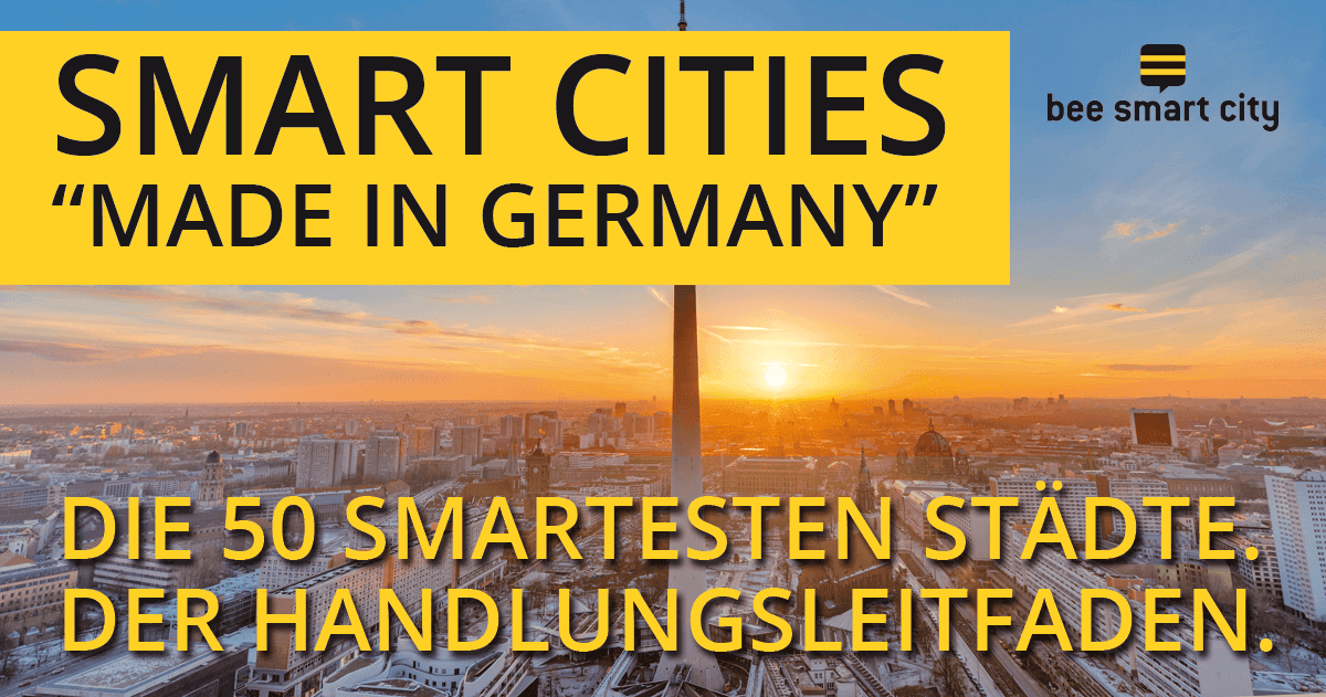 Smart Cities Made in Germany – Deutsche Digitalstrategien stellen den Menschen in den Mittelpunkt