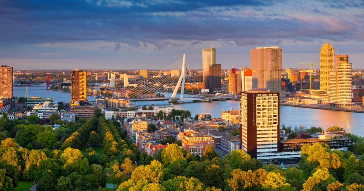 Rotterdam Smart City: A Leading Light In Smart Innovation