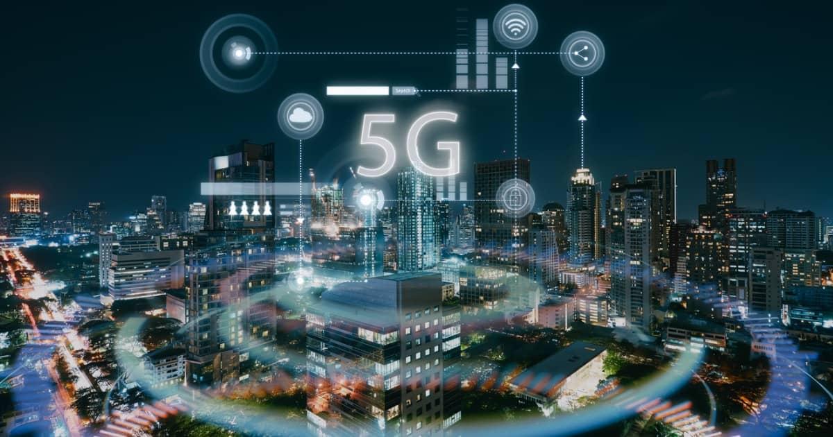 5G Enables Smart City Innovation