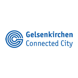 Gelsenkirchen Connected City Partner Logo