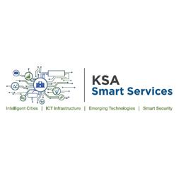 KSA Smart Services Logo