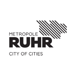 Metropole Ruhr - City of Cities Logo