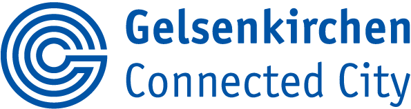 Gelsenkirchen - Connected City Logo