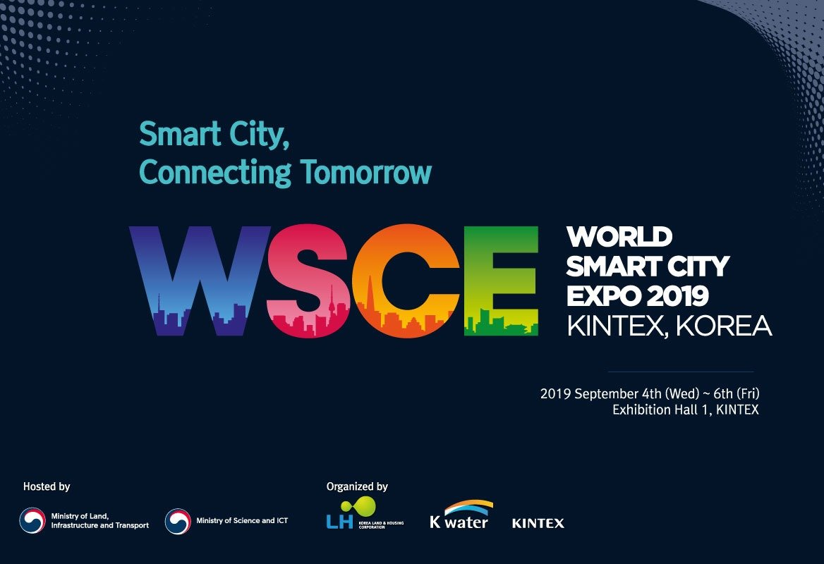 bee smart city partners with World Smart City Expo 2019