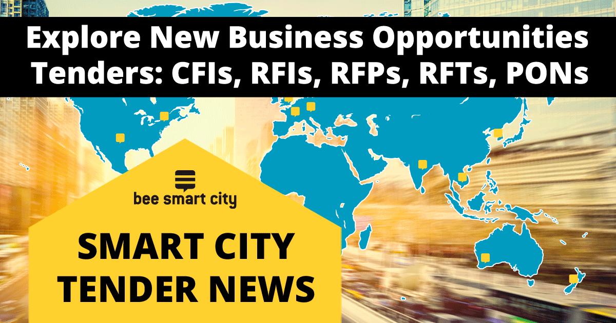 Smart City Tender News & Updates February 2019 - Part I