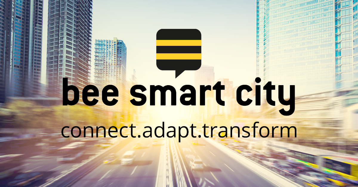 bee smart city und Your Digital Innovation kooperieren im Bereich Smart City