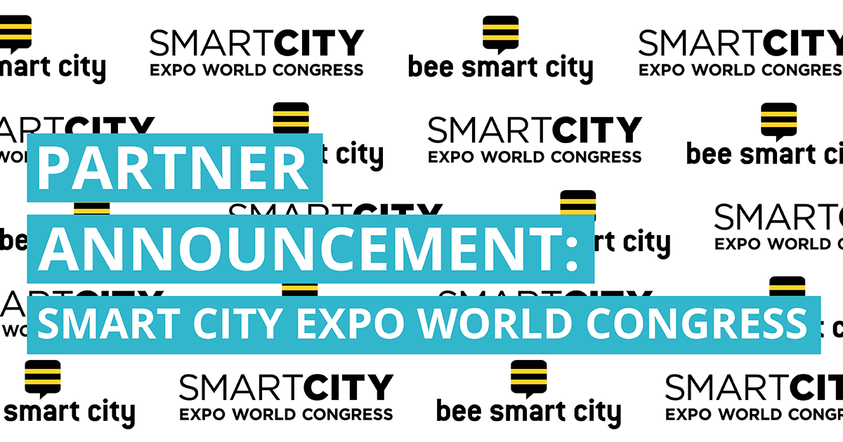 bee smart city partners with Smart City Expo World Congress 2018