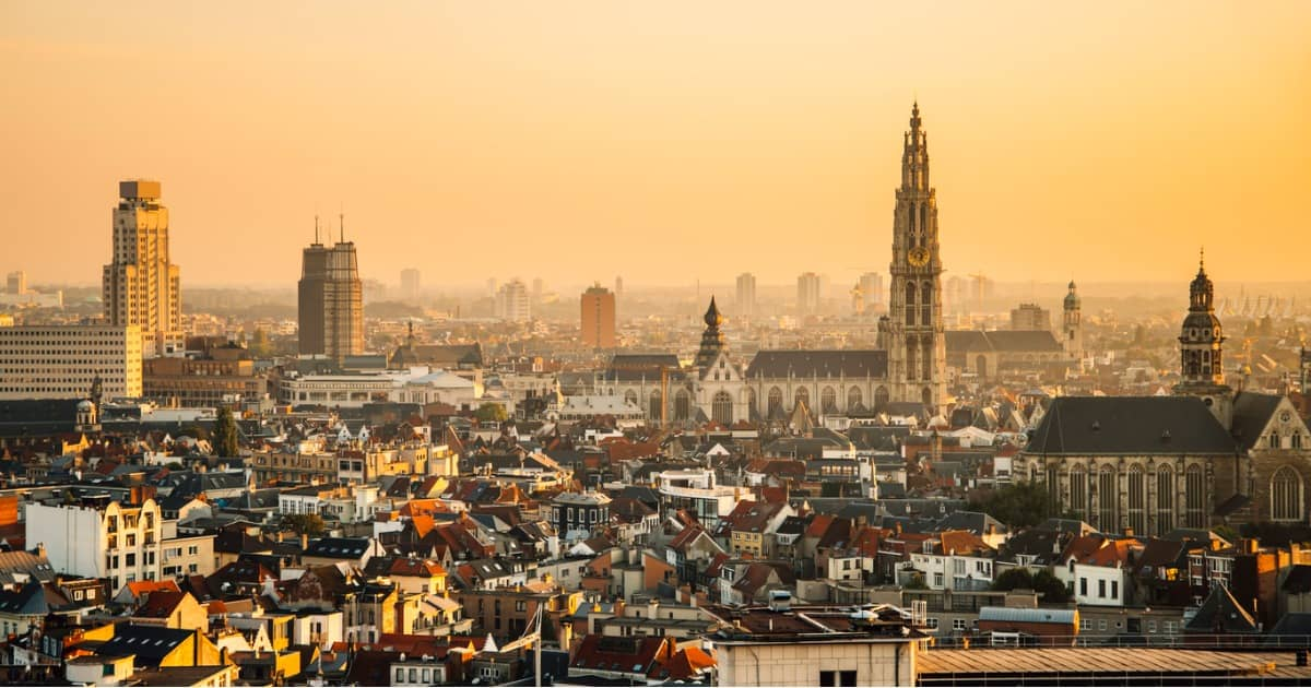 Smart City Antwerp: The European 'Capital of Things'