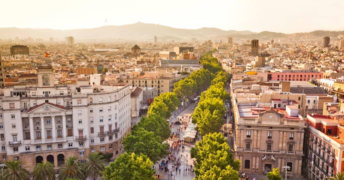 Smart City Portrait: Barcelona