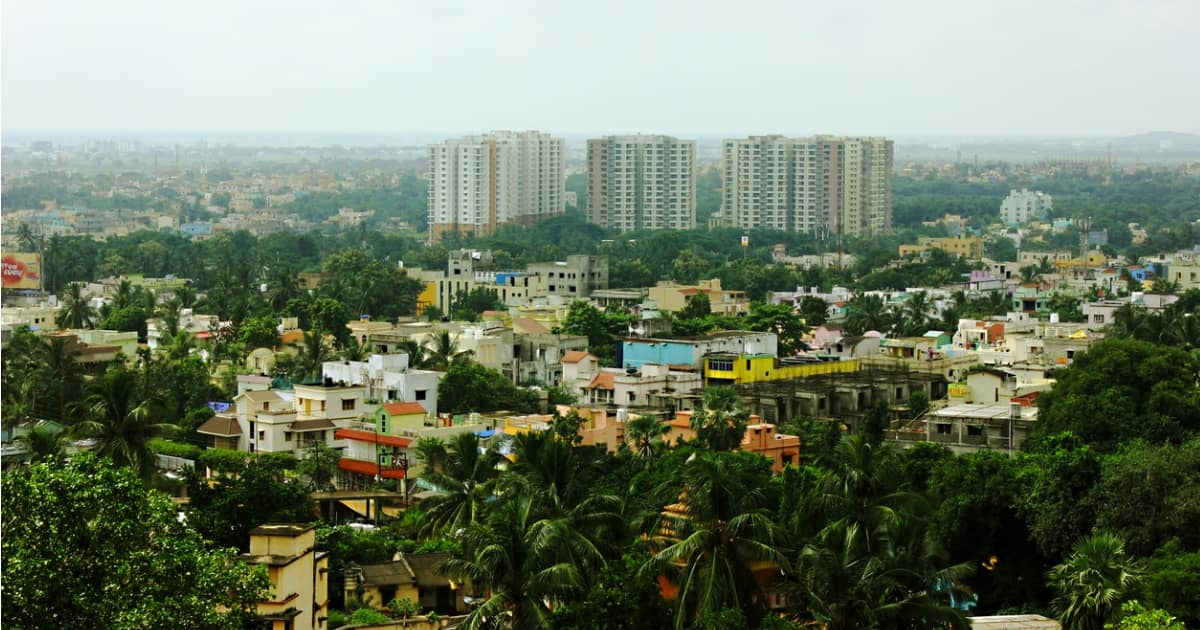 Smart City Portrait: Bhubaneswar, India