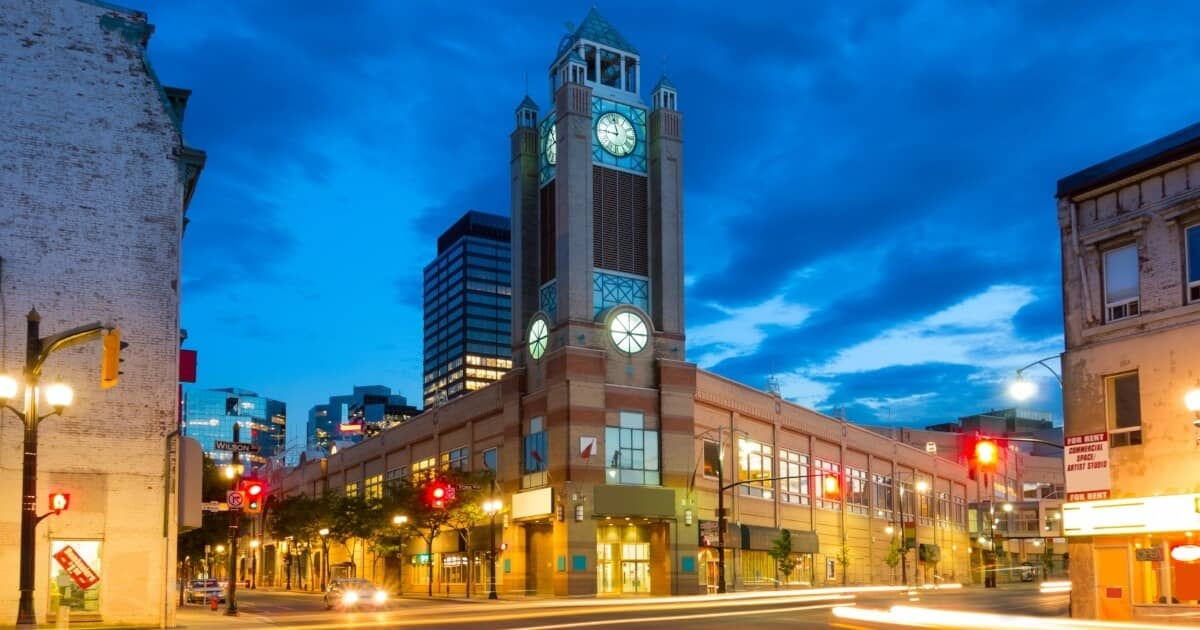 Smart City Portrait: Hamilton
