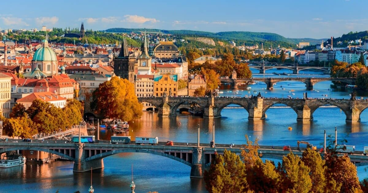 Prague Smart City: Building a Bridge to a Smart Future