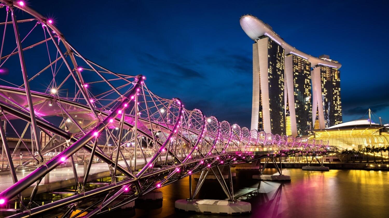 Smart Nation Portrait: Singapore