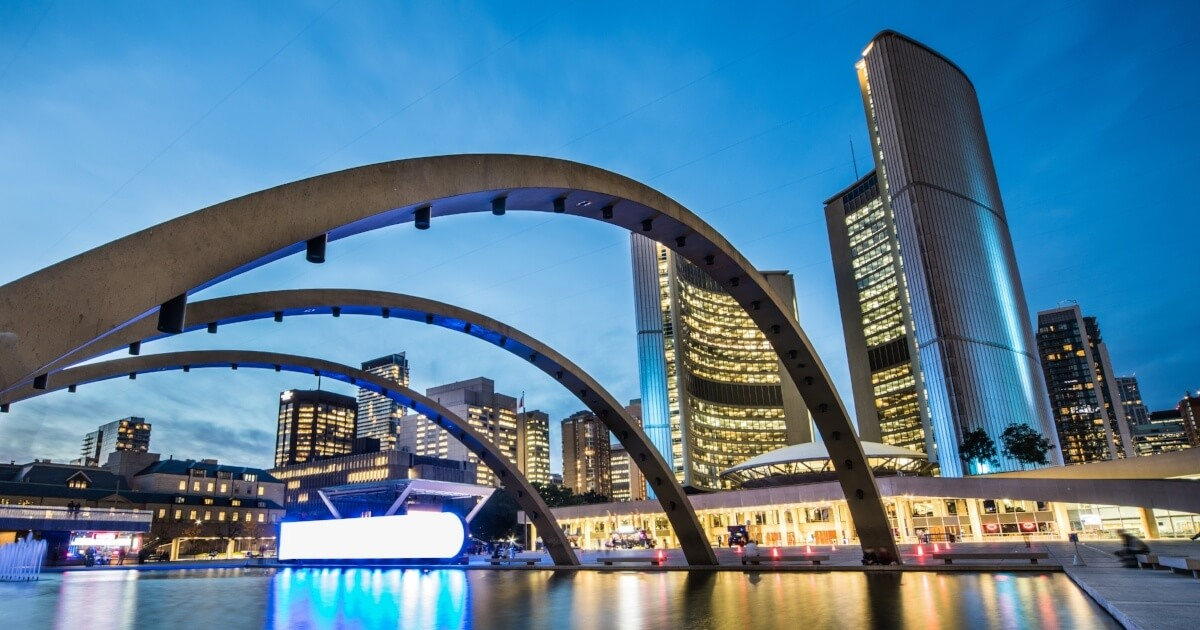 Smart City Portrait: Toronto