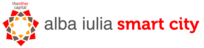 Alba Iulia Smart City Logo