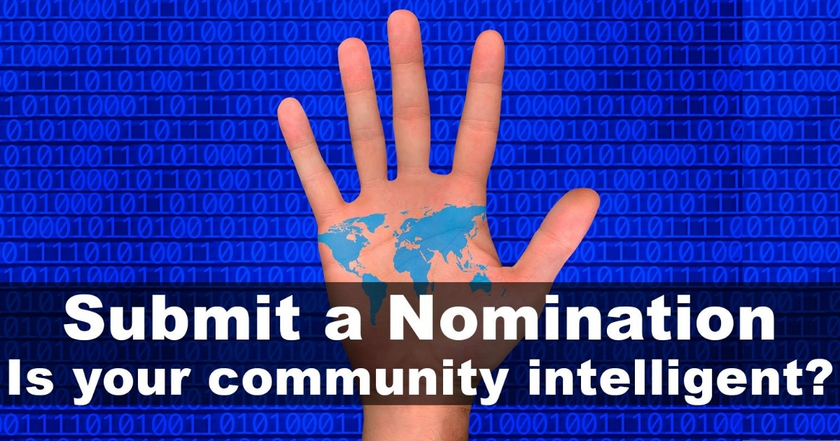 Submit your Nomination for the ICF 2019 Intelligent Community Awards