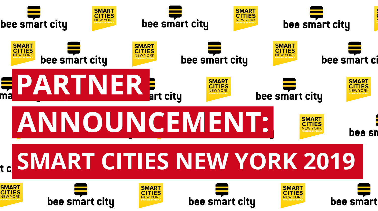 bee smart city and Smart Cities New York continue their strategic partnership