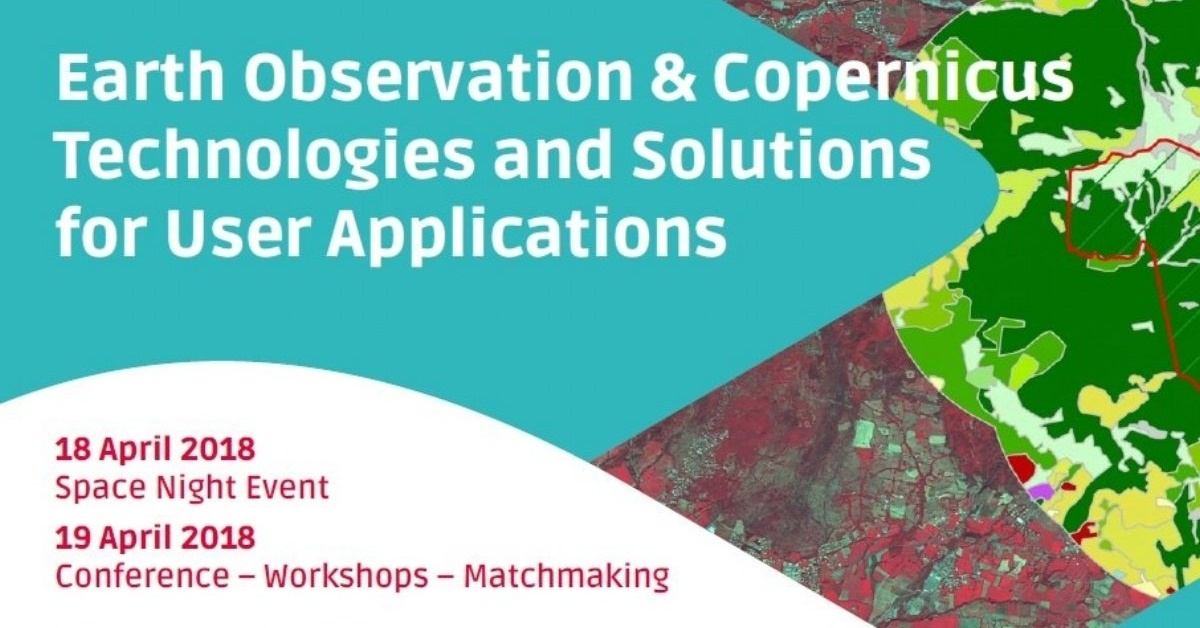 Earth Observation & Copernicus Technologies and Solutions for User Applications Conference