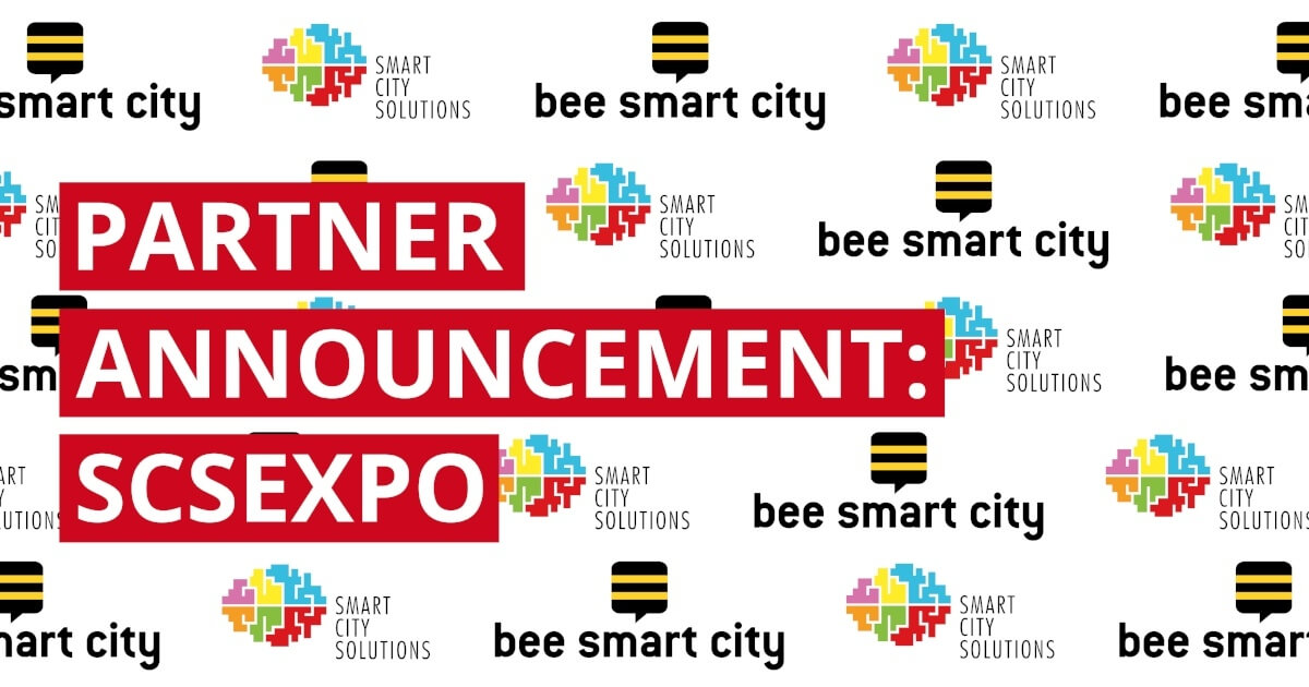 Continued partnership: bee smart city and SMART CITY SOLUTIONS part of INTERGEO
